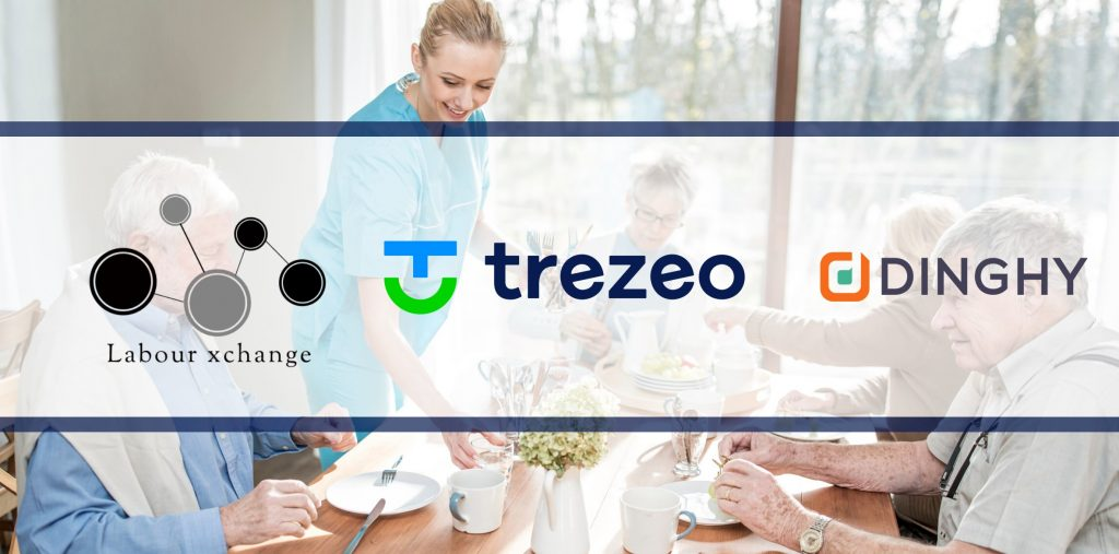 labour xchange and trezeo partnership
